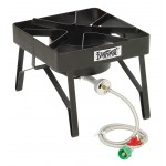 Square Propane Burner