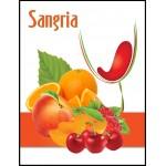 Labels - Sangria