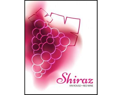 Labels - Shiraz
