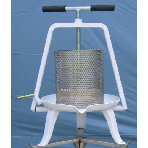 Stainless steel fruit press for Home wine press