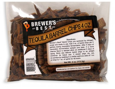 Tequila Barrel Chips