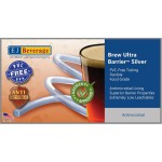 Ultra Barrier Silver Tubing, 3/16""