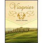 Labels - Viognier