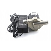 Stainless Steel High Temp Transfer Pump - Wort Hog