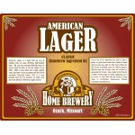American Lager - All Grain Ingredient Kit