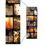Americas Most Wanted Door Poster