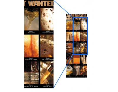 Americas Most Wanted Door Poster