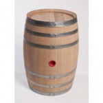 Oak Wine Barrel (Special Order)
