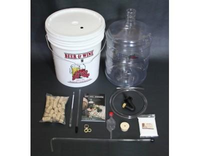 Basic Wine Making Equipment Kit