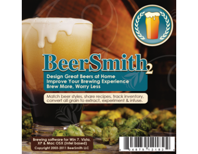 Beer Smith Brewing Software