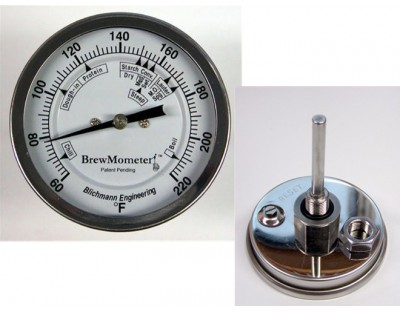BrewMometer, Weldless