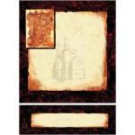 4th & Vine Labels - Chi Rho