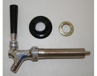 Beer Faucet Assembly