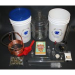Deluxe Beer Brewing Equipment Kit