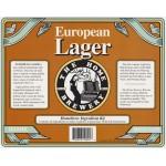 European Lager Ingredient Kit