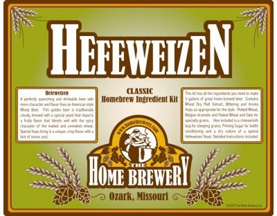 Hefeweizen Ingredient Kit