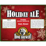 Holiday Ale  - All Grain Ingredient Kit