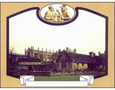 4th & Vine Labels - Irish Castle