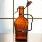 Metal Handle Growler, 2 Liter