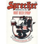Sprecher Root Beer Soda Concentrate