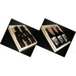 Triple Bottle Crate
