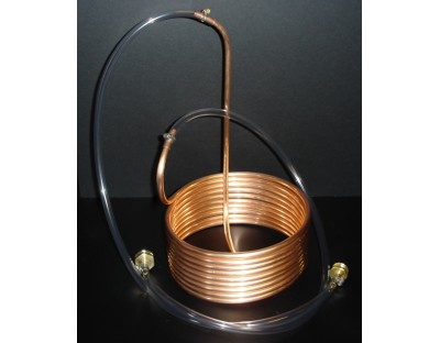 Wort Chiller, 25 ft Immersion Style